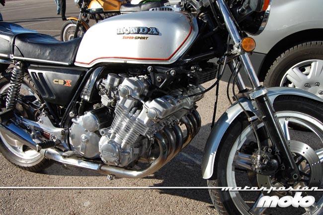 moto honda 6 cilindros en linea